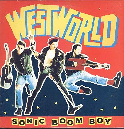Westworld - Sonic Boom Boy (UK 12