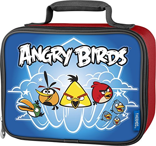 Thermos Soft Lunch Kit, Angry Birds at Gotham City Store