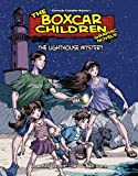 Gertrude Chandler Warner The Lighthouse Mystery (Boxcar Children Graphic Novels)