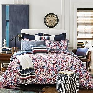 Amazon Com Tommy Hilfiger Prairie Prep Comforter Set