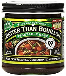Better Than Bouillion; Vegetable Base (8 oz)