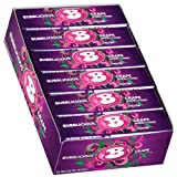 Bubblicious Bubble Gum, (Grape, 18 Five-Count Packs) (Tamaño: 90 Pieces)