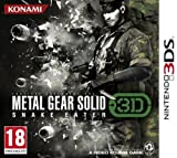 Metal Gear Solid - Snake Eater (Nintendo 3DS)