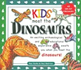 img - for Kids Meet the Dinosaurs book / textbook / text book