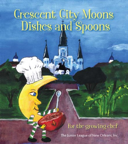 Crescent City Moon Dishes and Spoons by Junior League of New Orleans