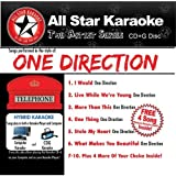 All Star Karaoke One Direction Volume 1 (ASK-611)