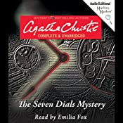 The Seven Dials Mystery: A Superintendent Battle Mystery | [Agatha Christie]