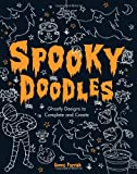 img - for Spooky Doodles (with pen) book / textbook / text book