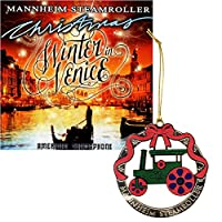 Winter in Venice CD with Laser Cut 30/40 Ornament