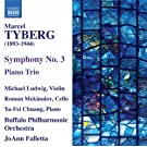 Symphonie N3 - Trio Pour Piano