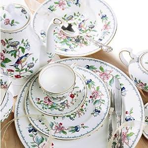 Aynsley Pembroke Teacup(s) & Saucer(S)