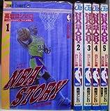 NBA STORY 全5巻完結 [マーケットプレイスコミックセット]