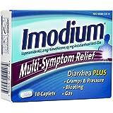Imodium Advanced Multi-Symptom Relief Caplets 18 ea