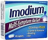 Imodium Multi-Symptom Relief, Caplets 18 caplets