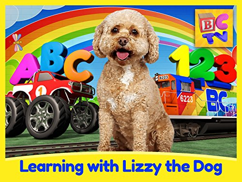 Learning with Lizzy the Dog! - Season 1