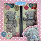 Me To You Grey Tatty Teddy Bear Notelets Cards And Envelopes Gift Set