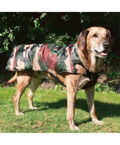 Artikelbild: 'Cayenne', Hundemantel, XS, 30cm, Camouflage