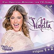 Violetta 1 & 2 (Violetta Staffel 2) | Gabriele Bingenheimer