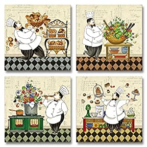 Http Www Amazon Com Classic Pastry Kitchen Decor Poster Dp B00wnhjmi4