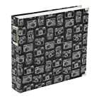 12 X 12 D-ring - Cloth Album - Cameras