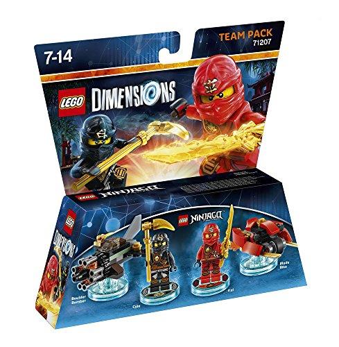 Lego Dimensions Team Pack - Ninjago