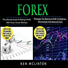 Forex: 2 Manuscripts + 11 Bonus Books Audiobook by Ken McLinton Narrated by Dave Wright