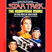 Star Trek: The Kobayashi Maru (Adapted) Audiobook by Julia Ecklar Narrated by James Doohan