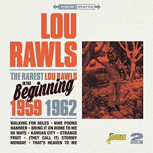 (Jazz / Blues / Swing) [CD] Lou Rawls - The Rarest Lou Rawls (1959-1962) - 1959-1962 (2014), FLAC (tracks), lossless