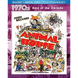 National Lampoon's Animal House (Blu-ray + Digital Copy + UltraViolet)