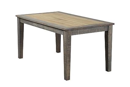 The Wood Times 15-IN6612/160 Tisch 'Houston', 160 cm