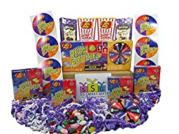 Jelly Belly Crazy Good 4th Edition Bean Boozled Spinner Game with 3rd Edition Refills