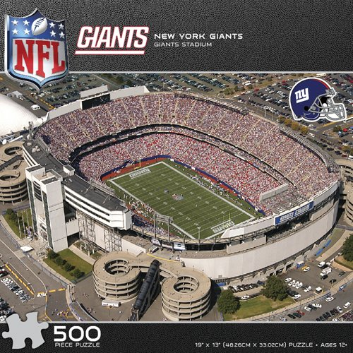 New York Giants Stadium Puzzle at Amazon.com