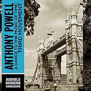 A Dance to the Music of Time: Third Movement   [Anthony Powell]