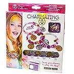 Charmazing™ DIY Heart Charm Bracelets
