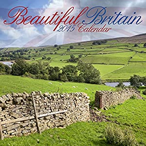 Unique Beautiful Britain Limited Edition 2015 Calendar