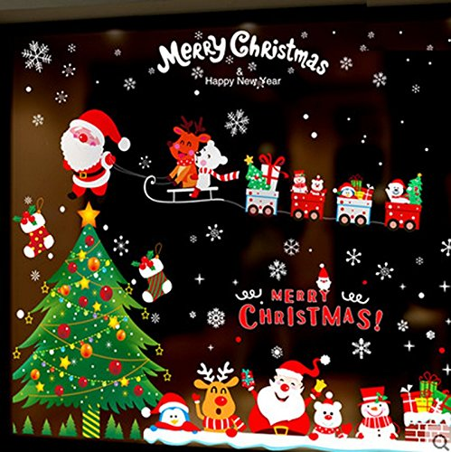 kopliwa fensteraufkleber weihnachten kinder schneemann. Black Bedroom Furniture Sets. Home Design Ideas