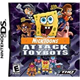 Nicktoons Attack Of The Toybots - Nintendo DS