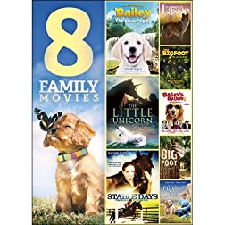 8-Feature Family Pack V.4