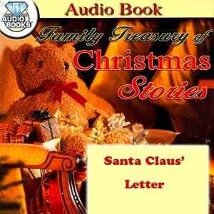 Santa Claus' Letter Audiobook