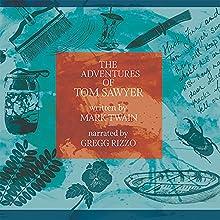 The Adventures of Tom Sawyer | Livre audio Auteur(s) : Mark Twain Narrateur(s) : Gregg Rizzo