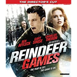 Reindeer Games (The Director's Cut) [Blu-ray]