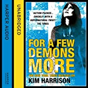 Rachel Morgan: The Hollows (5) - For a Few Demons More | [Kim Harrison]