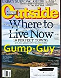img - for Outside Magazine October 2011 Where to Live Now, the Urban Survival Guide, Our Favorite Marathons, & Mozart of the Plains and More book / textbook / text book