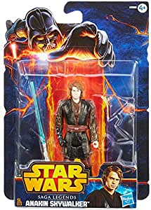 Star Wars Saga Legends Action Figures Anakin Skywalker