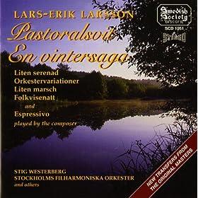 Larsson, Lars-Erik - Pastoralsvit (Pastoral Suite)