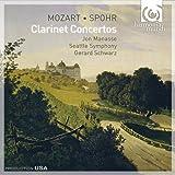 Mozart: Clarinet Concerto; Spohr: Clarinet Concerto No. 2