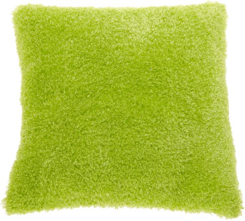 Brentwood Poodle 18 By 18 Pillow, Lime