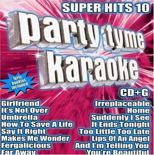 Àýâ - Party Tyme Karaoke: Super Hits, Vol. 10 - Zortam Music