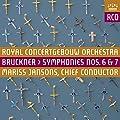 Bruckner: Symphonies 6 & 7