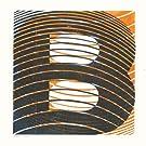 B by James Brown (Alphabet Lino Print)